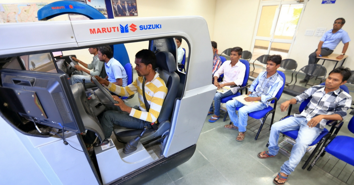 This Driving Institute in Gujarat Has Trained & Empowered Over 11,574 Tribal Youth Free of Cost