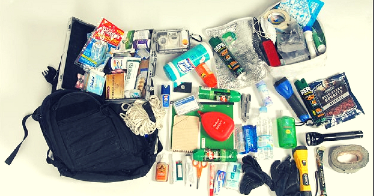 Floods Caught You off Guard? Here's a 'Monsoon Emergency Bag' We Should All Keep