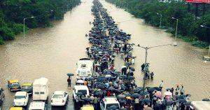 mumbai rains helpline numbers