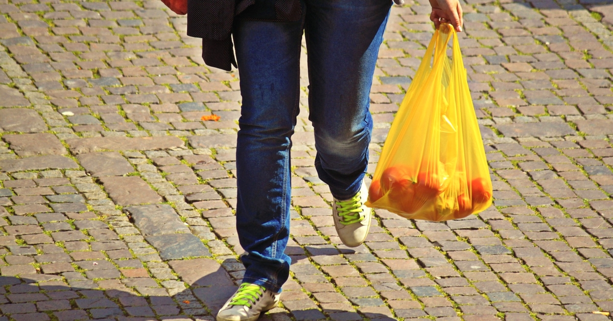 Bought Vegetables in a Plastic Bag in Delhi? Pay a Fine of ₹5,000.