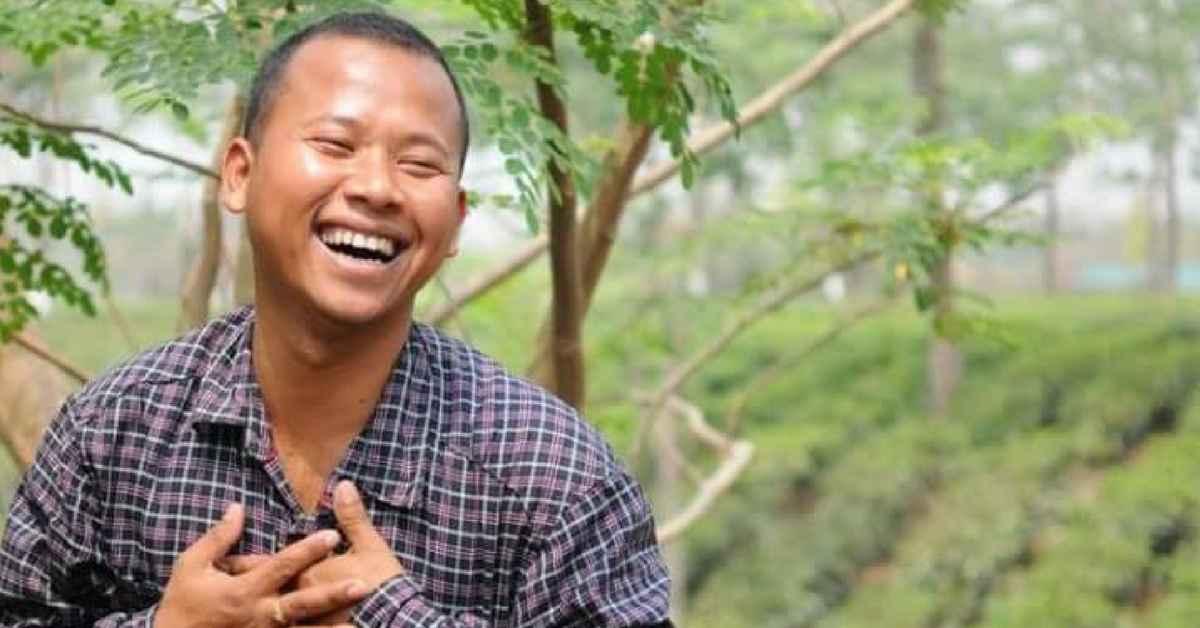 Meet Assam's First Organic Tea Farmer Who Also Owns The World's First Elephant-Friendly Farms
