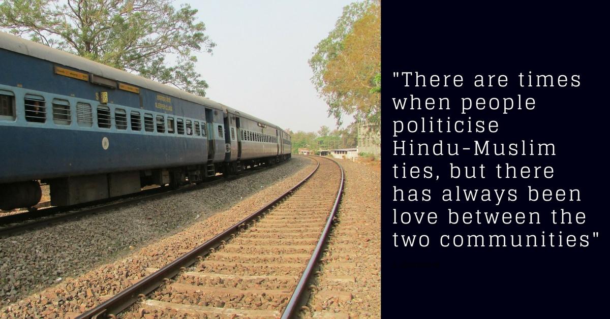 Utkal Express Derailment: Hindu Saints Thank Muslims Who Saved Their Lives
