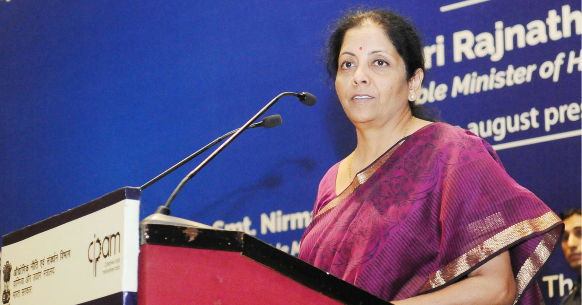 Nirmala Sitharaman: 9 Things You Should Know about India's New Defence Minister