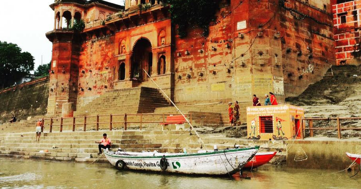 Cow Dung Cakes to Replace Wood in Varanasi's Cremation Ghats