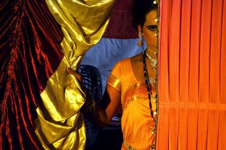 Anil Hankare- Mumbai Dancer - Lavani