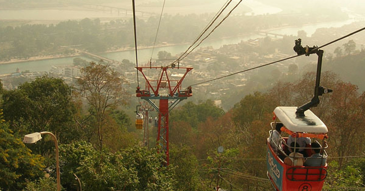 Overlooking the Sea and Lush Hills, Vizag Plans India's Longest Ropeway