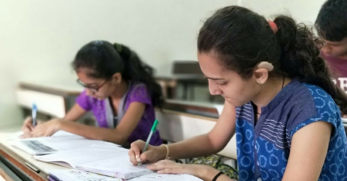 English, Math Training: How a Mumbai Org is Uplifting Hearing Impaired Kids