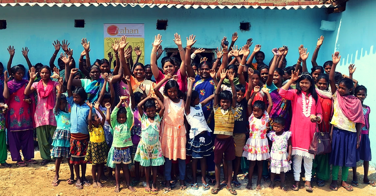 How One Woman Left Everything to Stop Tribal Girls From Being Trafficked in Jharkhand!
