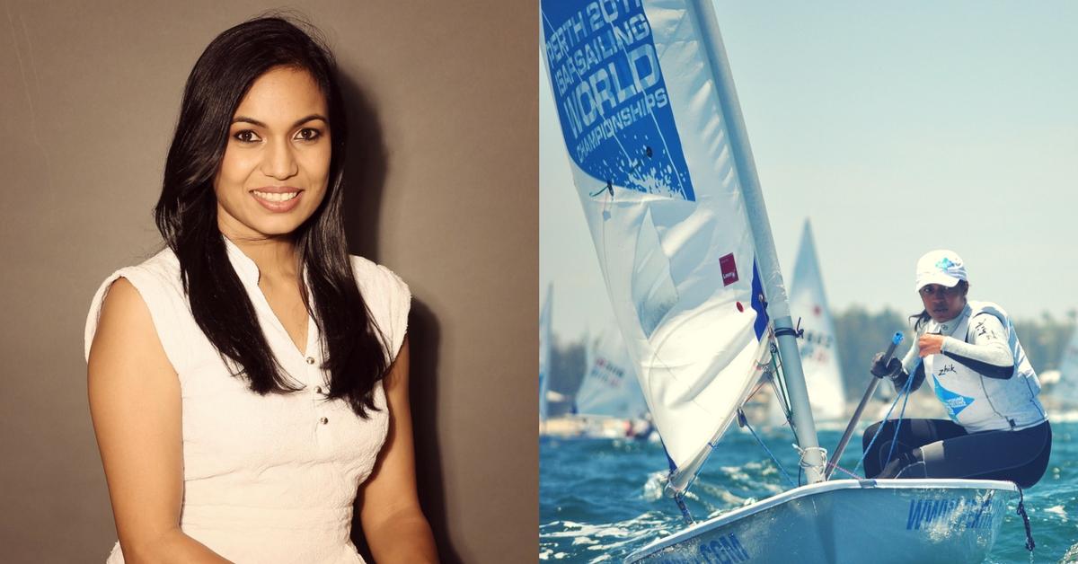 The Untold Story of India's Leading Woman Sailor, Dr Rohini Rau!