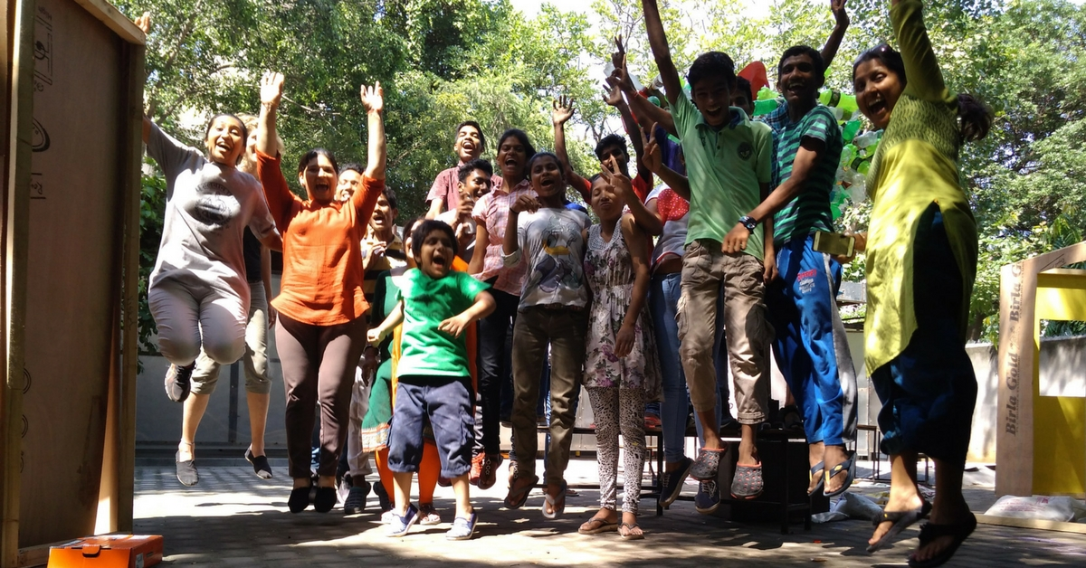 Growing Gurgaon: Experience the Reality of the Underprivileged Through Art!