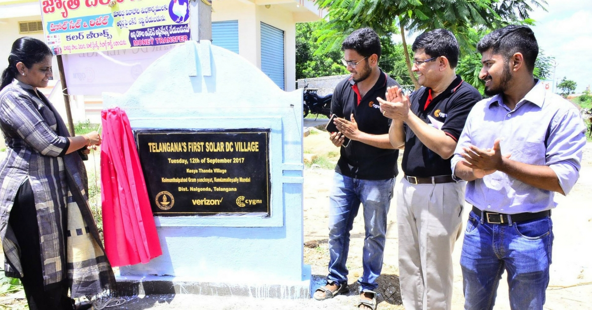 From Darkness to Light: IIT Madras Helps Transform 300 Households in Telangana