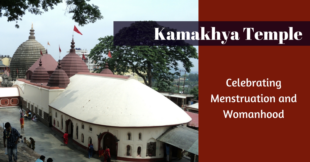 The Legend of Kamakhya: How the Bleeding Goddess Celebrates the 'Shakti' Every Woman Has