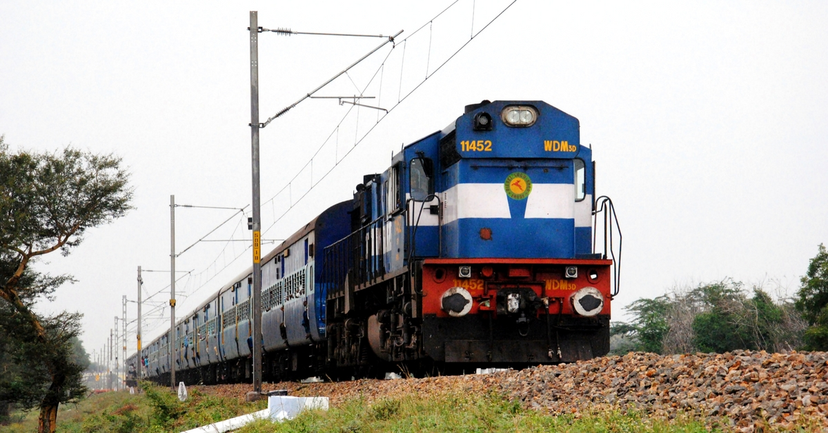 Indian Railways Has a Lucky Escape Thanks to Alert Pinakini Express Driver