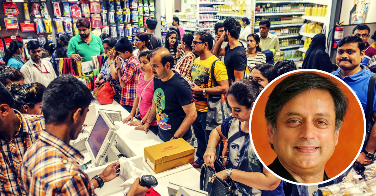 Shashi Tharoor on India's Business Quotient: Shifting Growth From A Canter To A Gallop