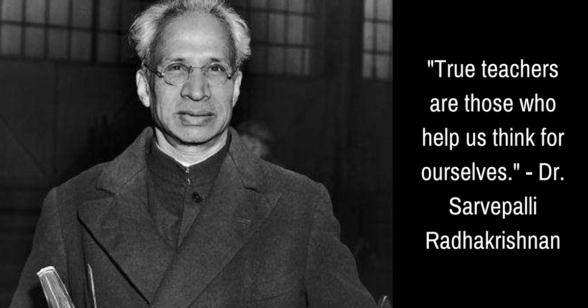 Remembering Dr. Radhakrishnan: 8 Little-Known Facts About India's Legendary Teacher and Philosopher President