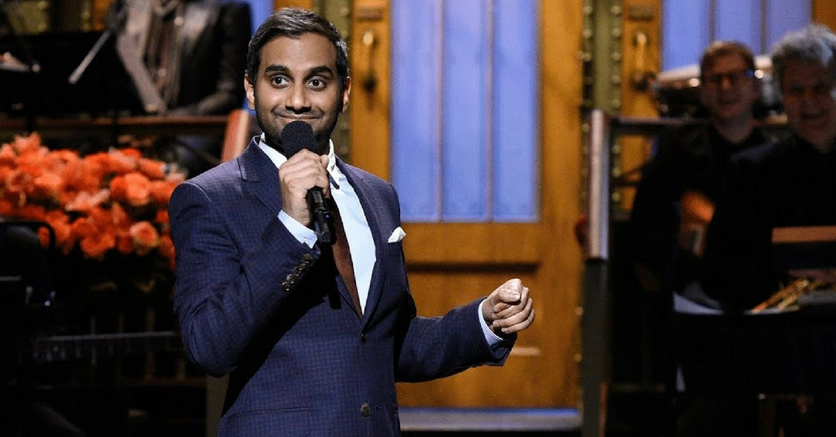 2 Wins and A Standing Ovation: How Aziz Ansari Made History at The Emmys