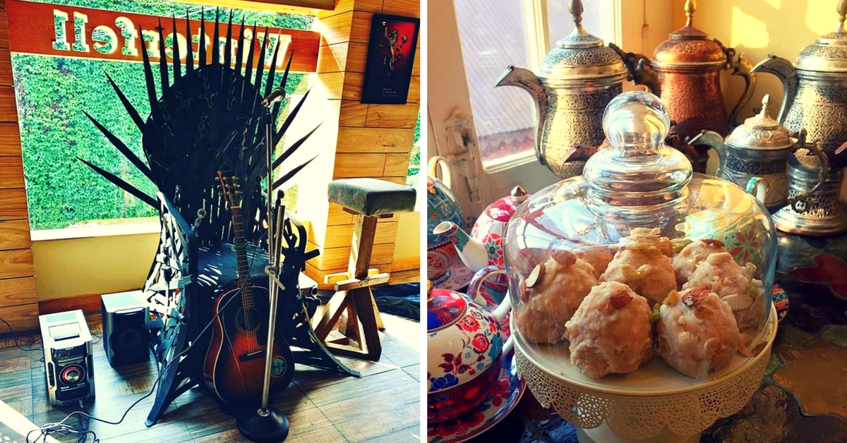 Game of Thrones, Books and Nun Chai: A Peek Into Srinagar's New Cafe Culture