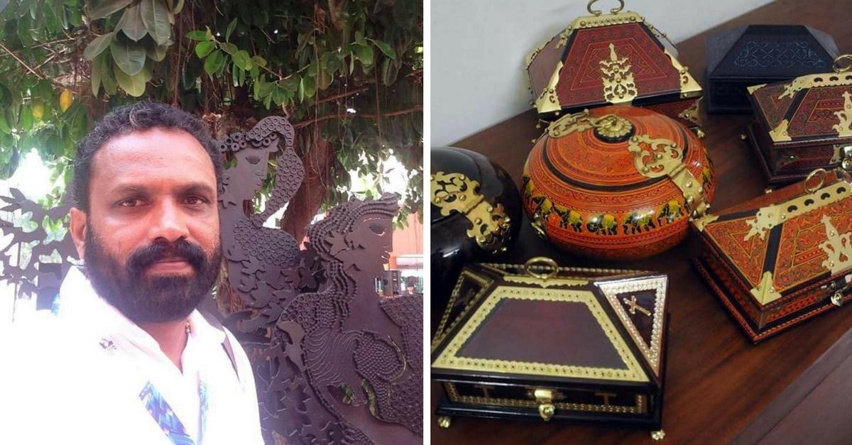 Meet Suresh Kumar Who is Keeping The Legacy of Kerala's Nettur Petti Alive