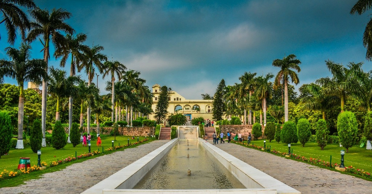 A Plot to Outwit the Mughals! The Fascinating History of the Pinjore Gardens!