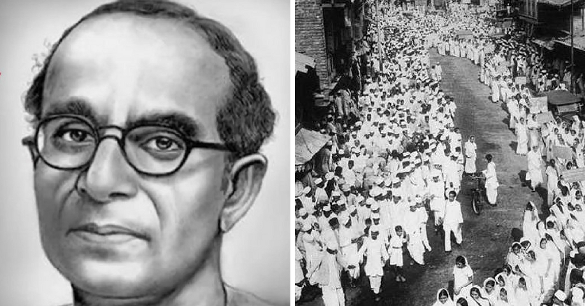 Yusuf Meherally, The Forgotten Freedom Fighter For Whom Bombay Once Stood Still