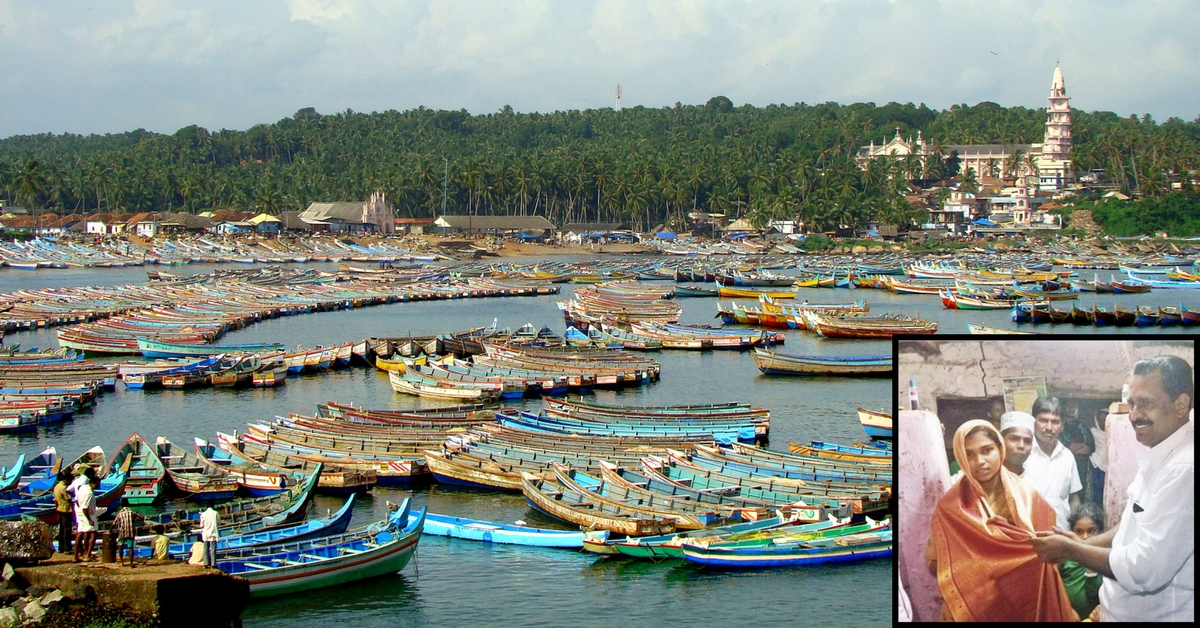 Meet 17-Yr-Old Faseela, the First Doctor From This Kerala Fishermen's Community
