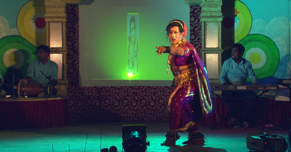 This Mumbai Dancer Is Blurring Gender Lines in One of the Oldest Dance Forms, Lavani