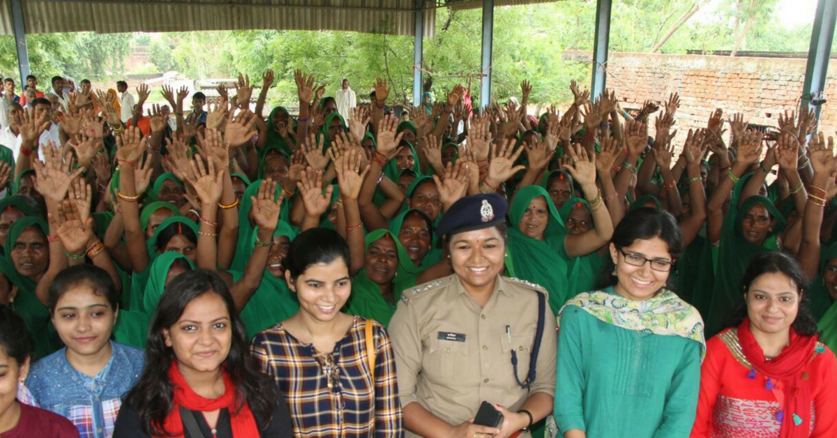 Women Groups Transform 5 Villages in U.P, Thanks to the Students of Banaras!
