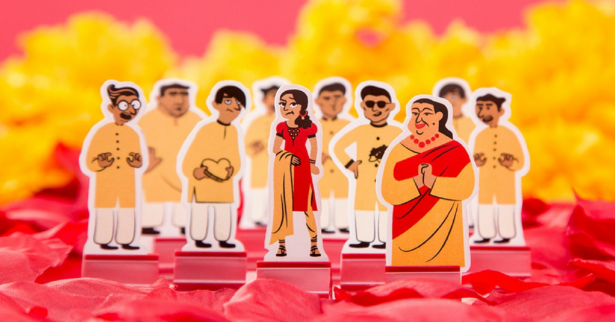 Did Your Local Aunty Arrange Your Marriage? Then This Board Game Is for You!