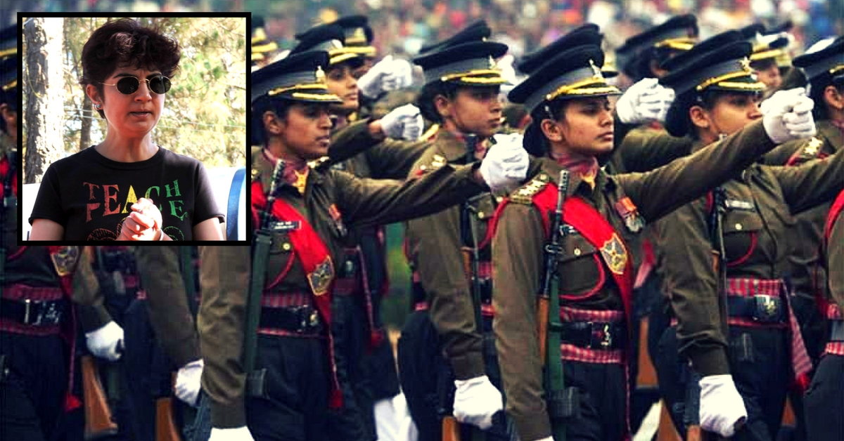 Cadet 001: The Story of the First Woman Cadet to Join the Indian Army, Priya Jhingan