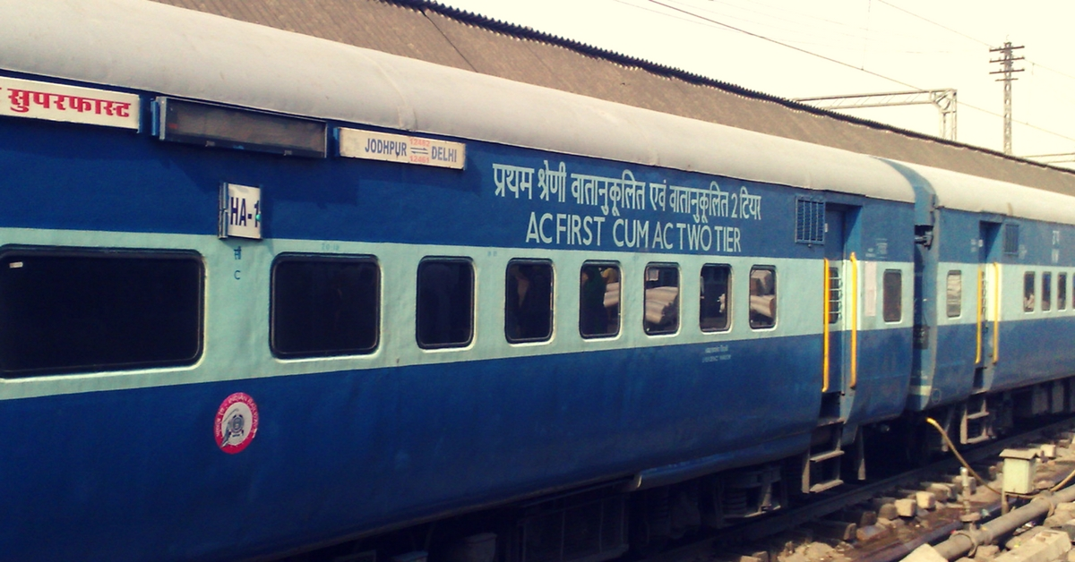 Going Paperless: Railways to Stop Pasting Reservation Charts on Coaches