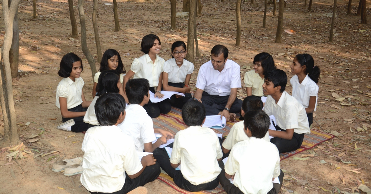This Levelfield School's Unconventional Methods Are Changing the Concept of Education