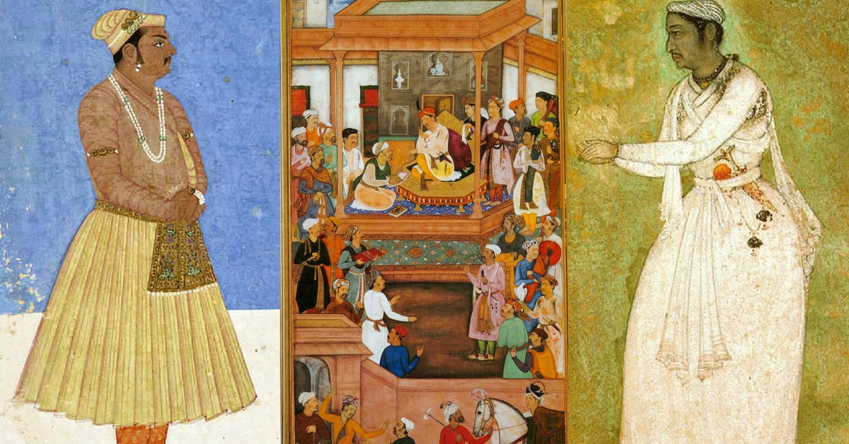 The Fascinating History Behind the Nine Gems of Mughal Emperor Akbar's Court