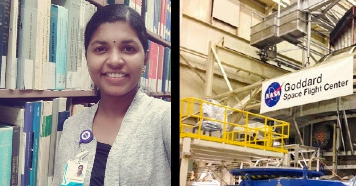 This Talented Kerala Woman Receives Rare Chance to Learn at NASA!