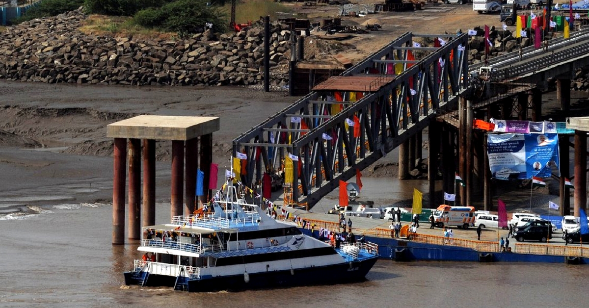 All You Need to Know About Gujarat's All New 'Ro-Ro' Ferry Service!