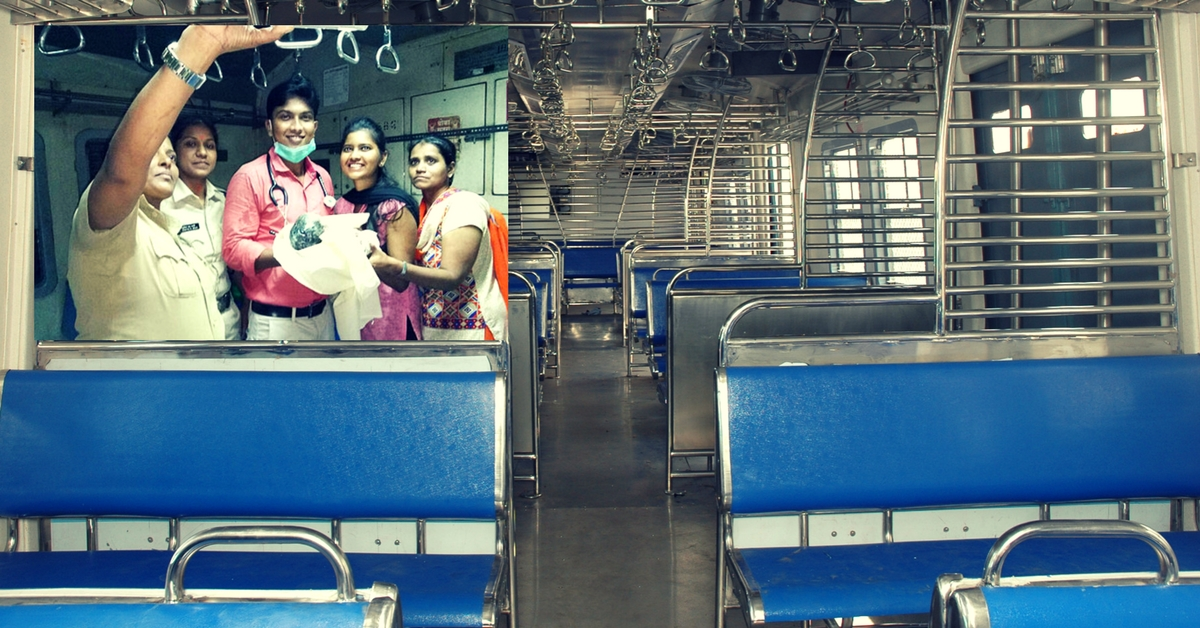 Mumbai's 'One Rupee Clinic' Doctor Delivers Passenger's Baby Aboard a Train!