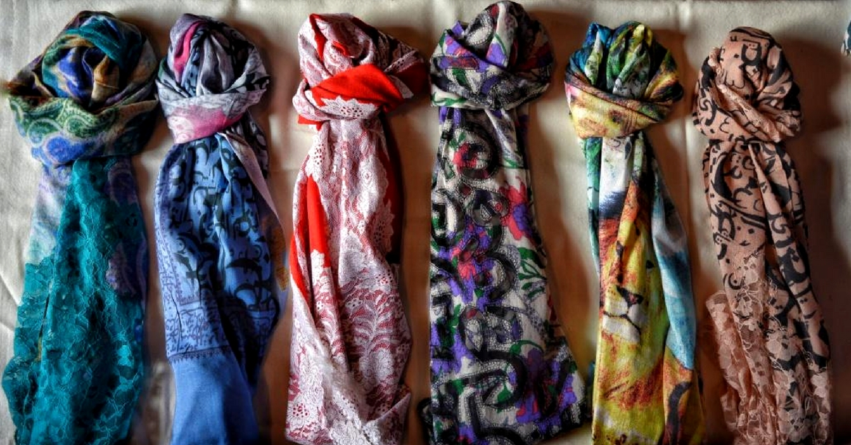 Organically Collected and Hand Woven: All You Need to Know About Kashmir's Famous Pashmina