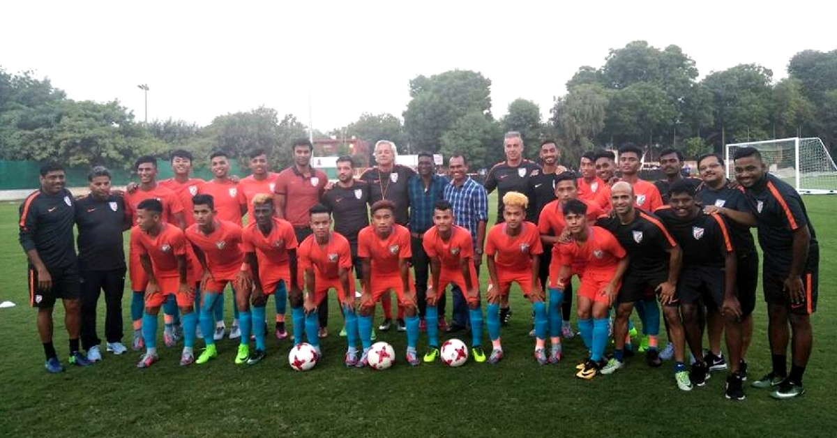 U-17 FIFA World Cup 2017: Meet the Indian Squad!