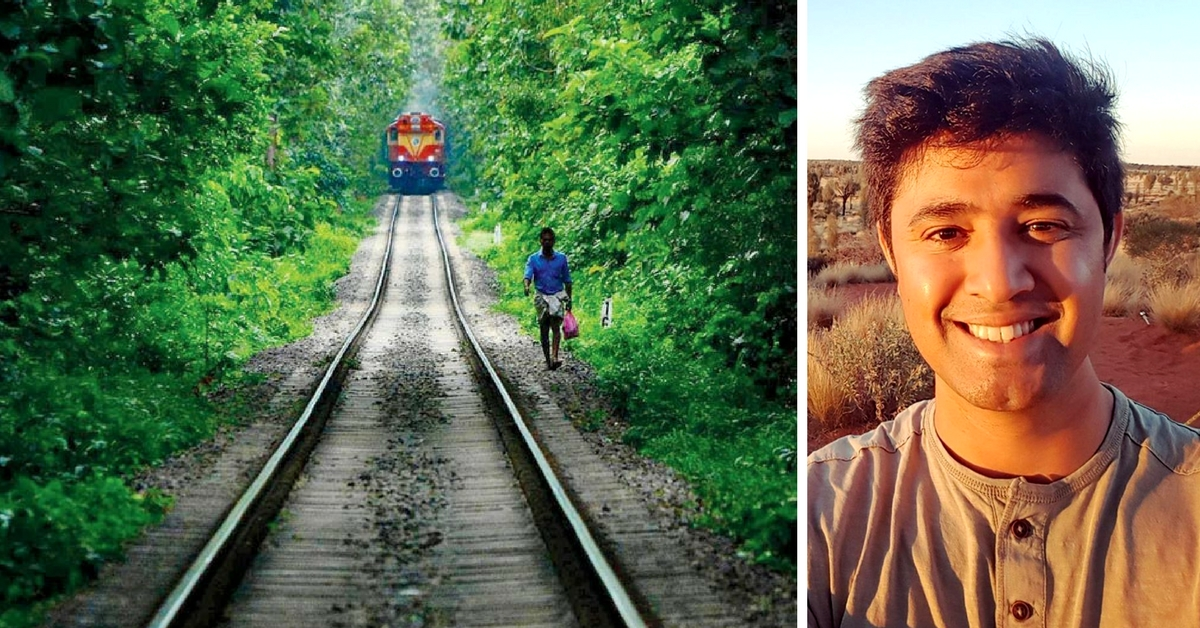 This Amazing Insta-Page Will Make You Fall in Love With Train Journeys All Over Again