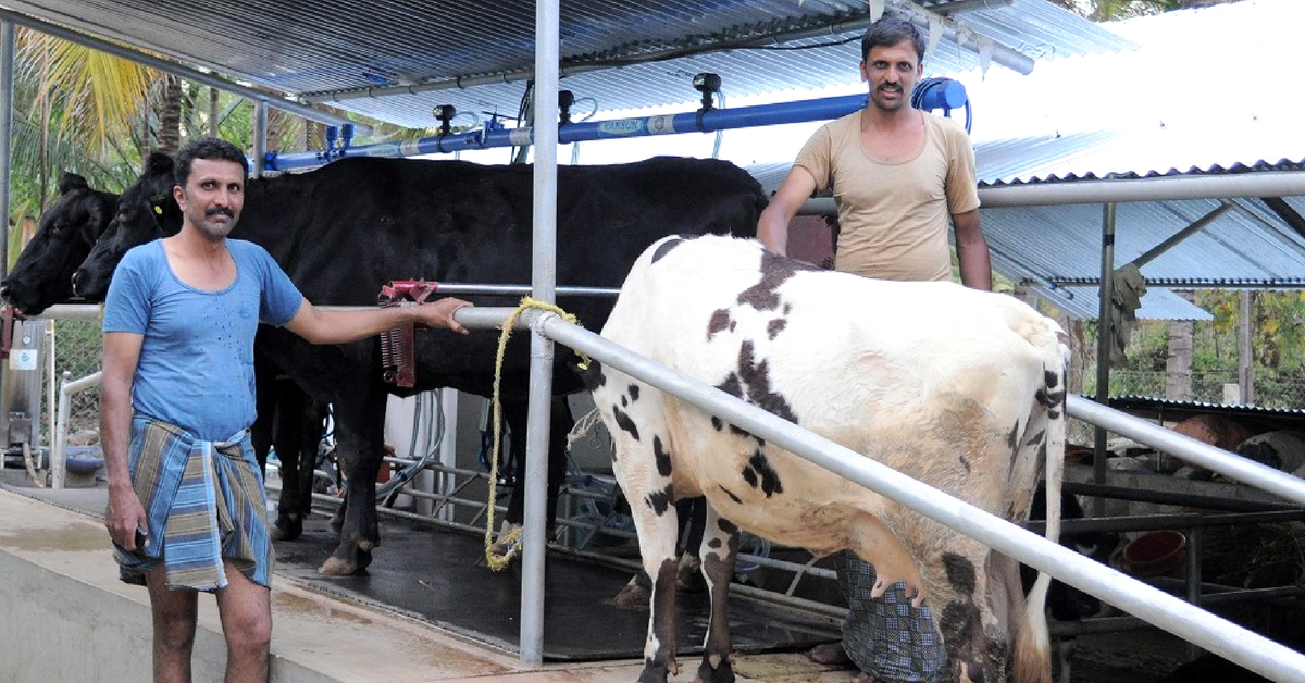 Organic Milk at Your Door Step Now, Thanks to 9 Techies and a Veterinary Doctor!