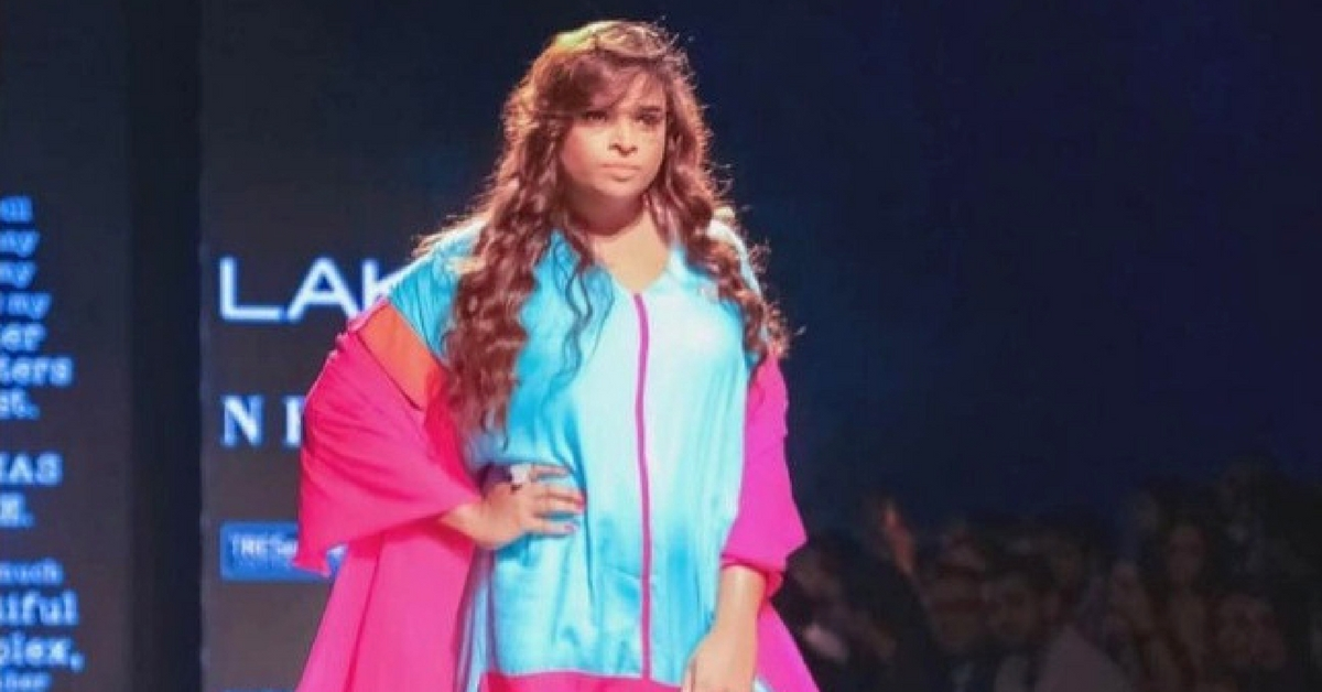 Proud of Her Curves: Meet India's First Plus-Size Transgender Model