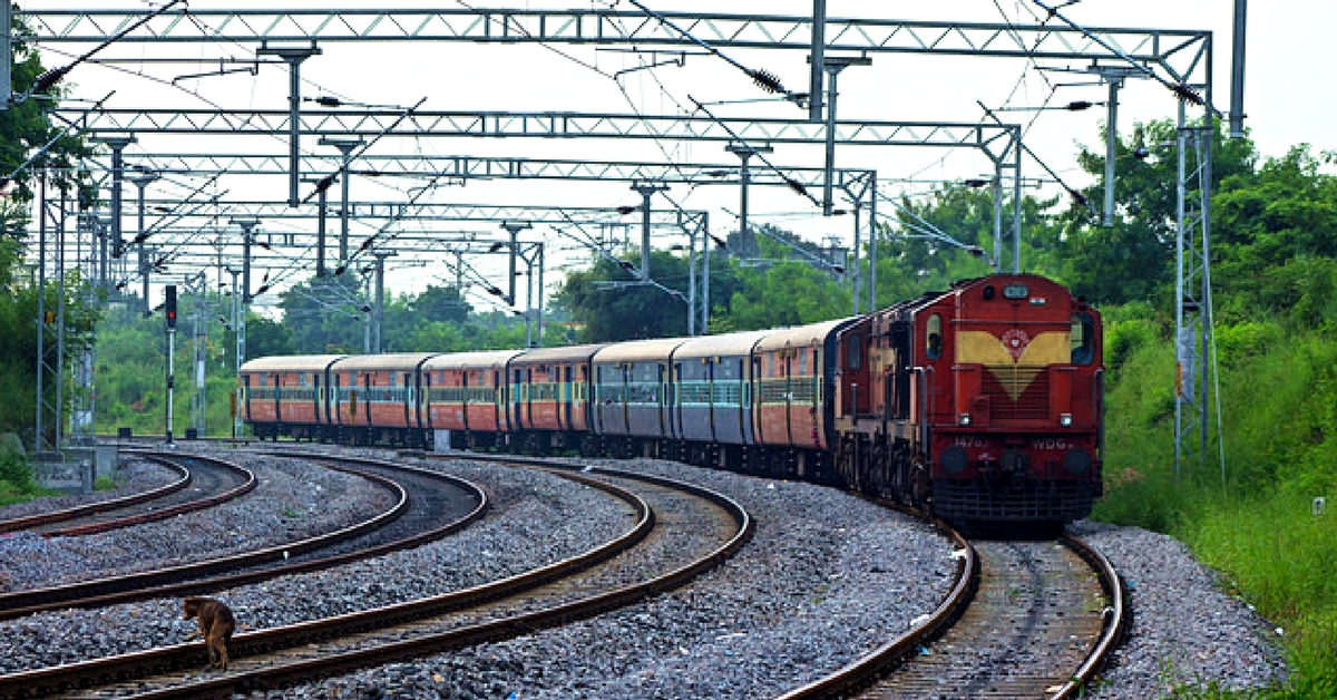Railways Announces No Service Charge on E-Tickets till March 2018