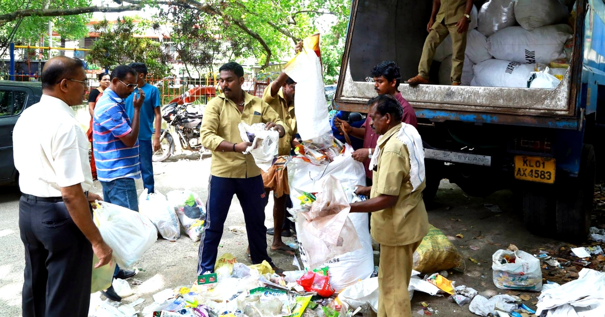 With the Help of Residents, This Is How Trivandrum Is Composting Its Own Waste