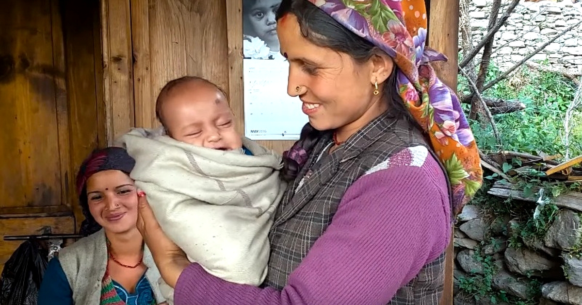These Uttarakhand Women Give Birth Without Doctors. Here's How That's Going to Change!