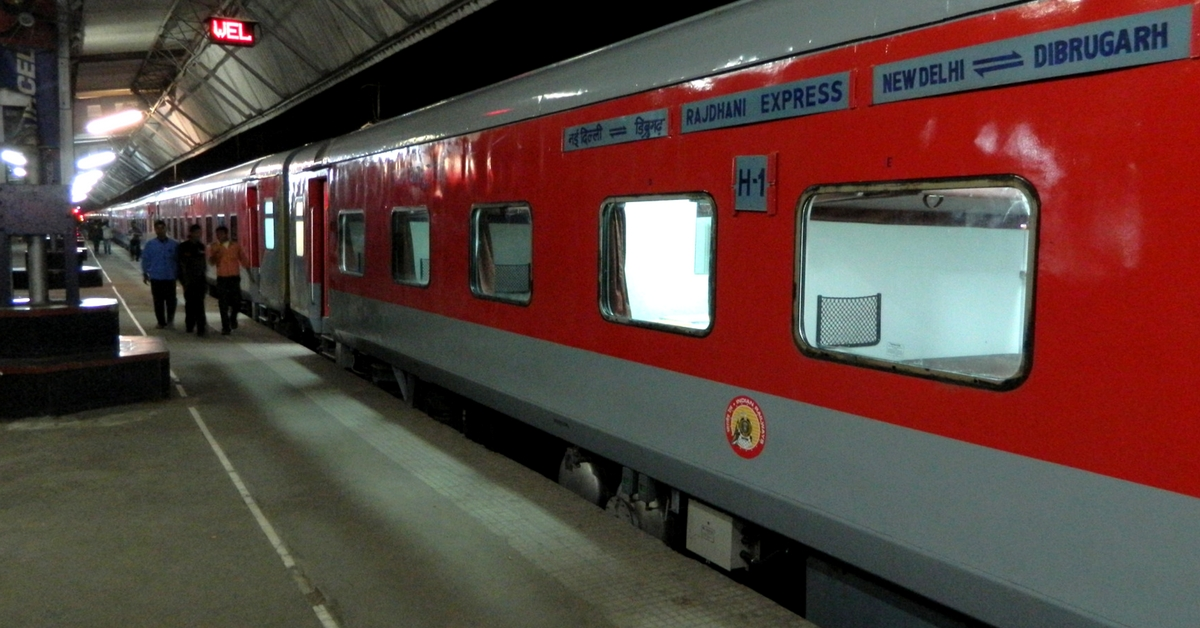 Indian Railways Will Text Passengers Every Time Rajdhani or Shatabdi Trains Are Delayed