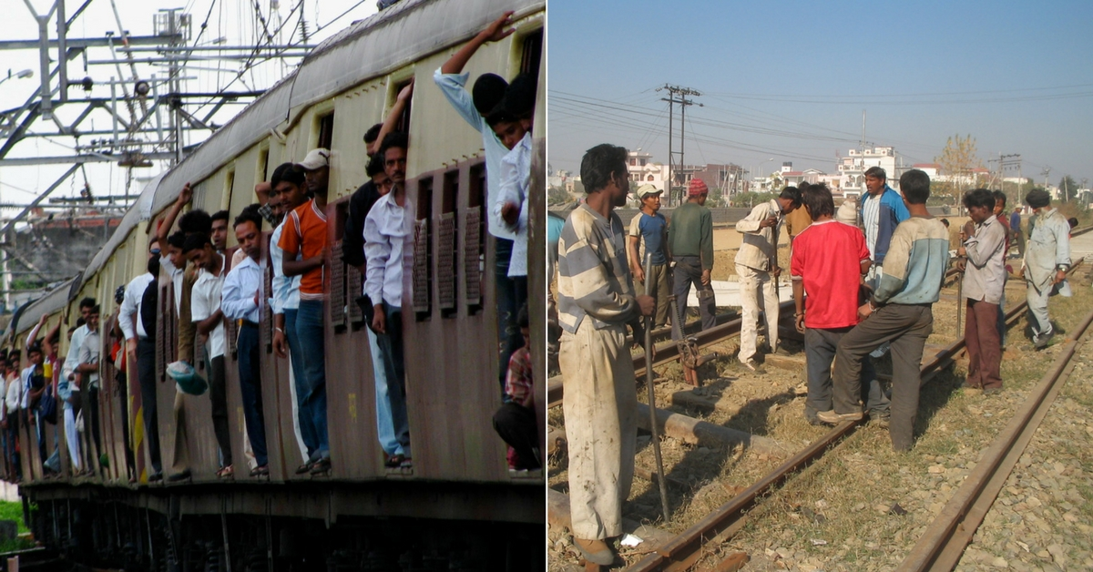 Railways Cracks Down on 'Absentee' Employees; Hopes to Improve Services, Quality