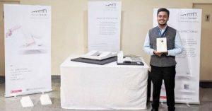Indian toilet SquatEase satyajit mittal