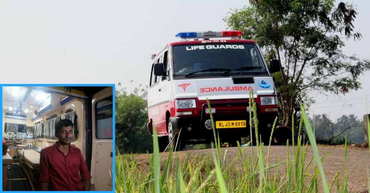 500 Kms in 6 Hours! Kerala & Its Citizens Come Together to Save a 31-Day-Old Baby's Life