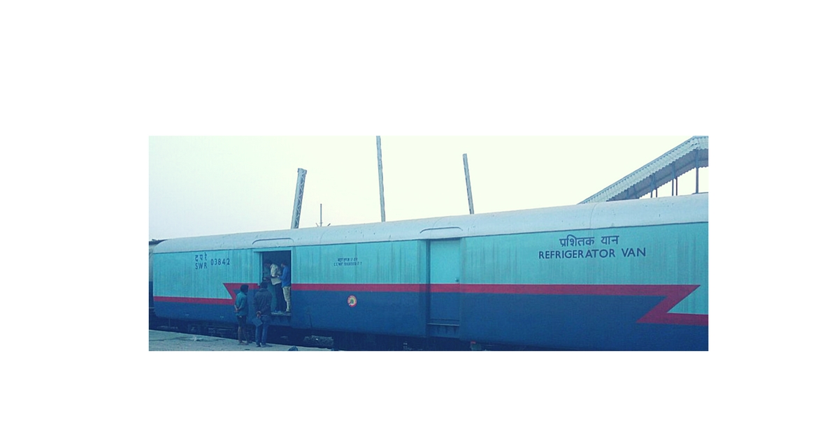Amul Indian Railways