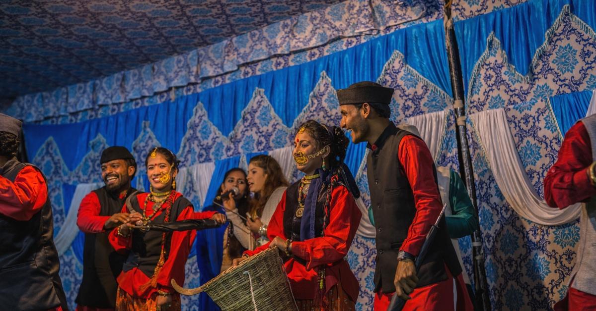 Celebrating Saur: A Glimpse Into the 2-Day 'Ghost Village' Festival Celebrations