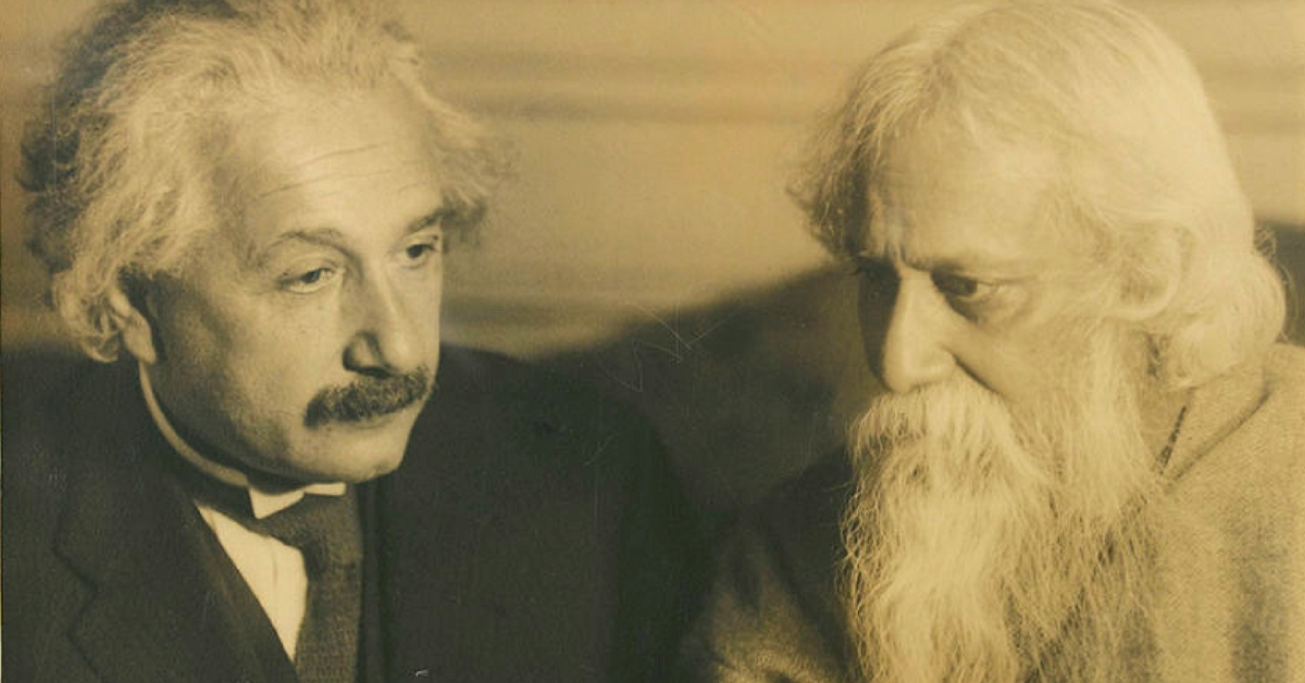 When Einstein Met Tagore: How the Legendary Scientist Engaged With India